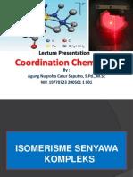 Lesson 5 Isomerisme Senyawa Kompleks