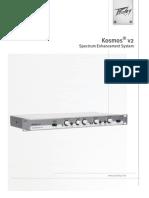 Peavey Kosmos Manual