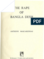 The Rape of Bangladesh - Anthony Mascarenhas