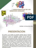 Concepto y Caracterisiticas de Los Ddhh