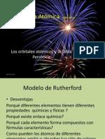 Estructura Atómica  -2da parte-