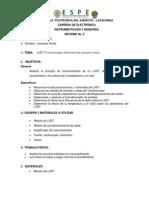 Informe Modulo Lvdt