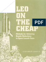 LEO on the Cheap