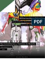Militarizacion en Colombia. Efectos de La Guerra y El Para Estado