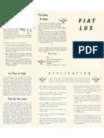 AMORC - Fiat Lux.pdf