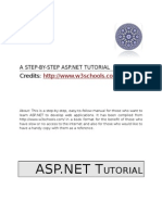 24730138 Step by Step ASP Net Tutorial