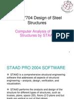 30353580 Design of Steel Truss STAAD