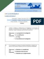 ACT. 8 LECCION EVALUATIVA 2 METODOLOGIA DE LA INVESTIGACIÓN UNAD