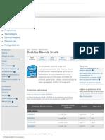 Desktop Boards Intel®_ Lista de productos