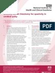 Selective Dorsal Rhizotomy for Spasticity in Cerebral Palsy - NHS