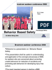 Behaviorism safety