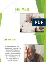 Seminario Parkinson y Alzheimer