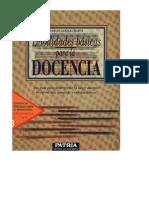 Habilidades Basicas Para La Docencia -Carlos Zarzar