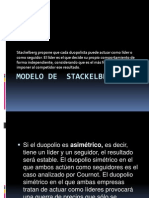 Modelo de Stackelberg