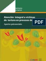 Atencion Integral a Victimas de Tortura en Procesos de Litigio - Aportes Psicosociales
