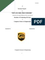 MULTICORE processrs1