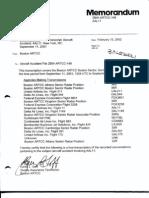 T8 B3 Boston Center Peter Zalewski Fdr- ARTCC Transcript Sector 46 Re AA 11 We Have Some Planes