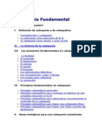Catequesis Fundamental