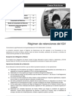 Capitulo 1 Retenciones de Igv