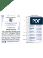 Brochure Corso Formazione CCA ASP