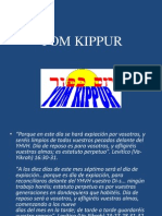 3 YOM KIPPUR. Estudio en Power Point