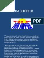 3 YOM KIPPUR. Estudio en Power Point