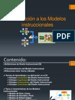 Introducción a los modelos instruccionales