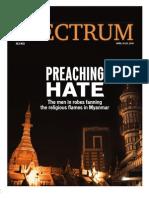 Fear stalks Muslims in Myanmar