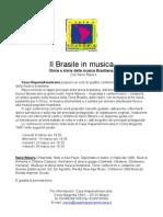 Il Brasile in Musica conferenza