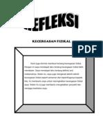 ( refleksi)KECERGASAN FIZIKAL