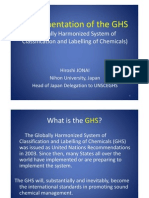 01_Implementation of the GHS Philippines Revised