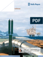 RB 211 Industrial Gas turbine