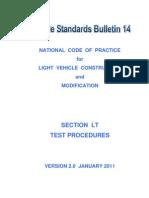 NCOP12 Section LT Test Procedures 1Jan2011 v2