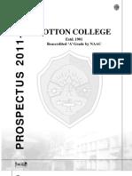 Cotton Prospectus2011 12
