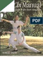 Tai Chi Manual Manual for the Yang Short Form