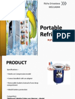 Portable Refrigerators