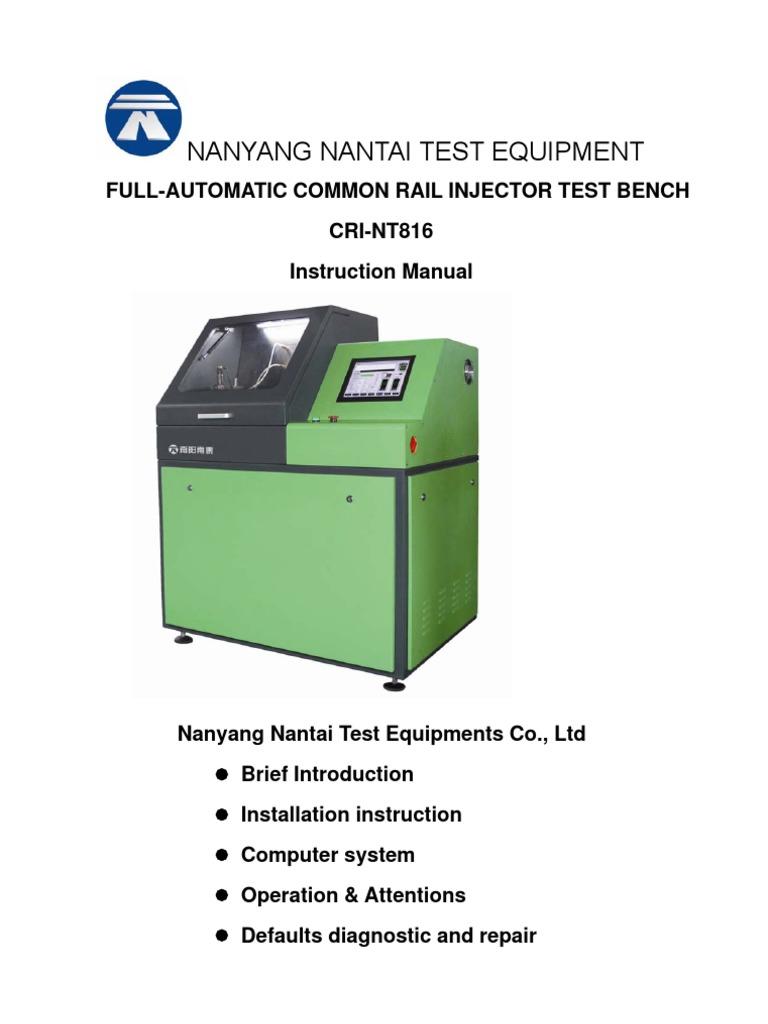 816c1 Instruction Manual