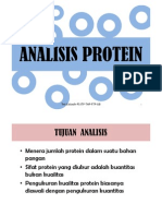 Analisis Protein Dan Lemak 2013 [Compatibility Mode] (1)