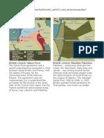 Arab Israeli Conflict in Maps BBC