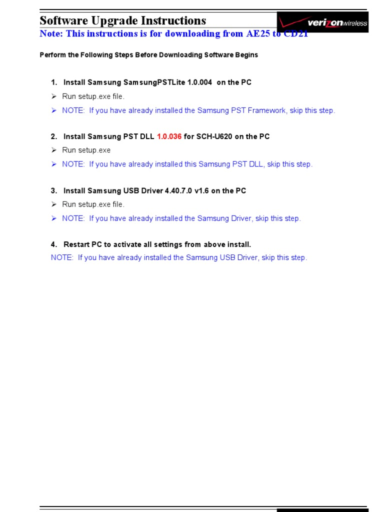 Download free pdf for samsung sch-u620 cell phone manual.
