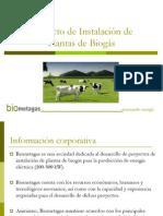 INSTALACIÓN_PLANTA _BIOGAS