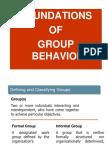09. Group Behavior