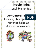 personal histories poster2