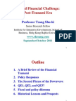 Global Financial Challenge