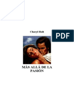 Holt Cheryl - Mas Alla de La Pasion