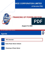 Power Finance Corporation of India