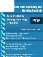Weld Joints