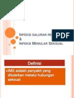 Penyuluhan IMS Dan ISR