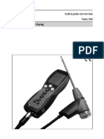 HDSD testo 340