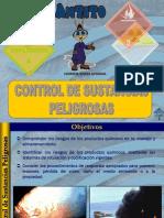Control de Sustancias Peligrosas